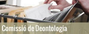 Comissió de Deontologia