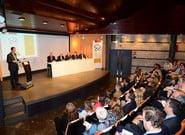 Acte del lliurament del Premi Agustí Juandó i Royo (I)