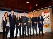 Acte del lliurament del Premi Agustí Juandó i Royo (II)