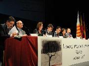 Acte inauguració III Congrés Advocacia Catalana