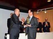 Lliurament del Premi al jutge Sr. José Manuel del Amo