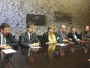 Signatura conveni amb la UdG
