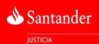 Logo Banc Santander Justicia
