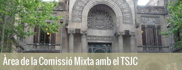 Comissió mitxa TSJC