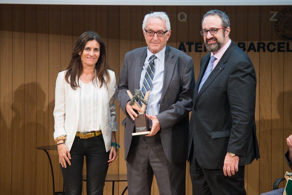 Georges Corm, Premi 'Valor' a la Tolerància envers la diversitat