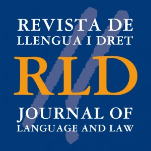 revista llengua i dret