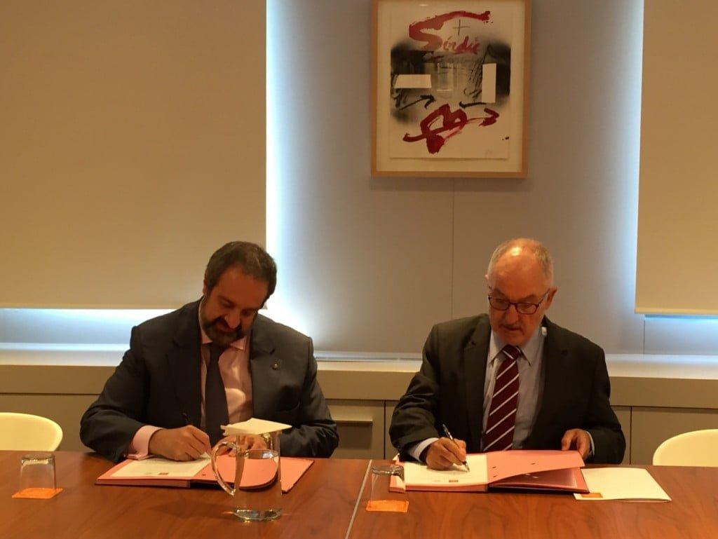 El síndic de greuges i el Consell de l'Advocacia Catalana renoven l'acord de col·laboració.