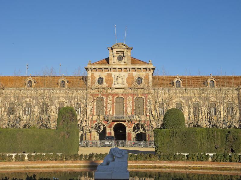 17456835 - barcelona - parliament of autonomous catalonia