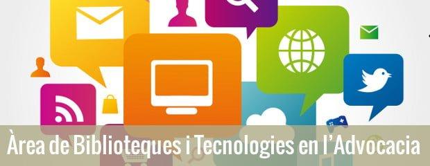 Àrea de Biblioteques i Tecnologies en l'Advocacia