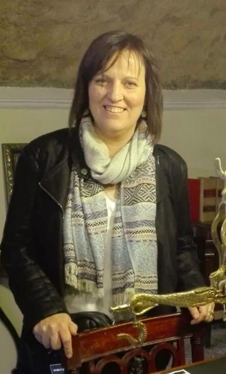 Sra. Anna Llauradó, del Col·legi de Lleida