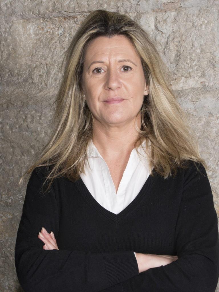 Excma. Sra. Marta Martínez i Gellida, Degana del Col·legi d'Advocats i Advocades de Tortosa