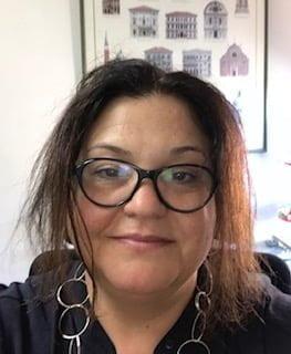 Sra. Marta Brugat, del Col·legi de Figueres
