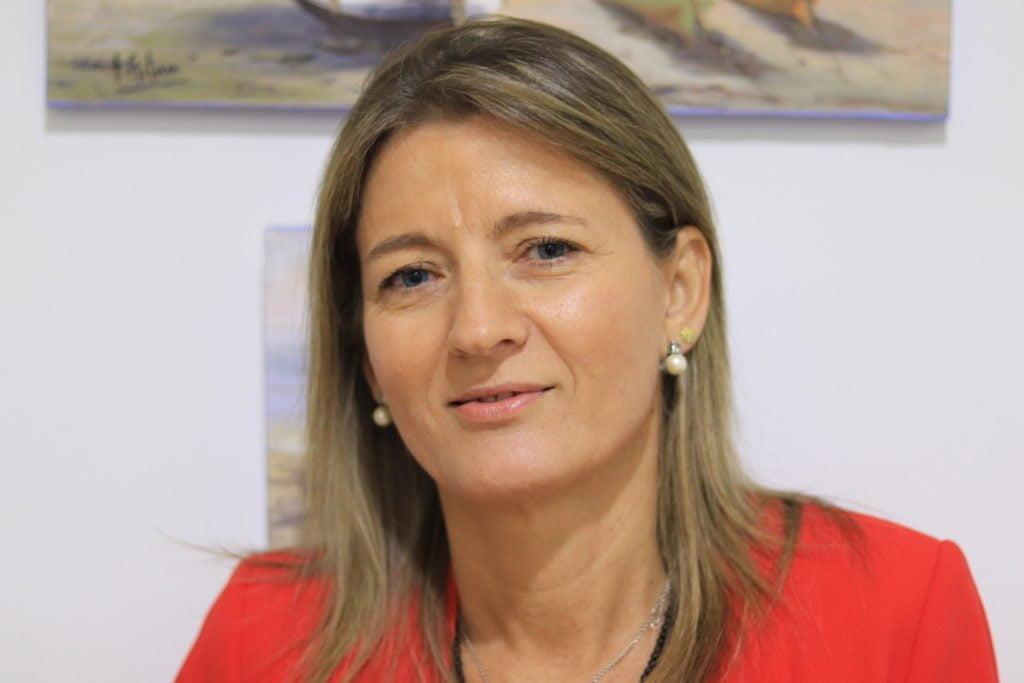 Sra. Marta Julià Coll, del Col·legi de Mataró