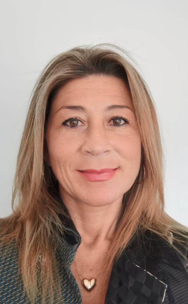 Sra. Paloma Lavanderia, del Col·legi de Girona