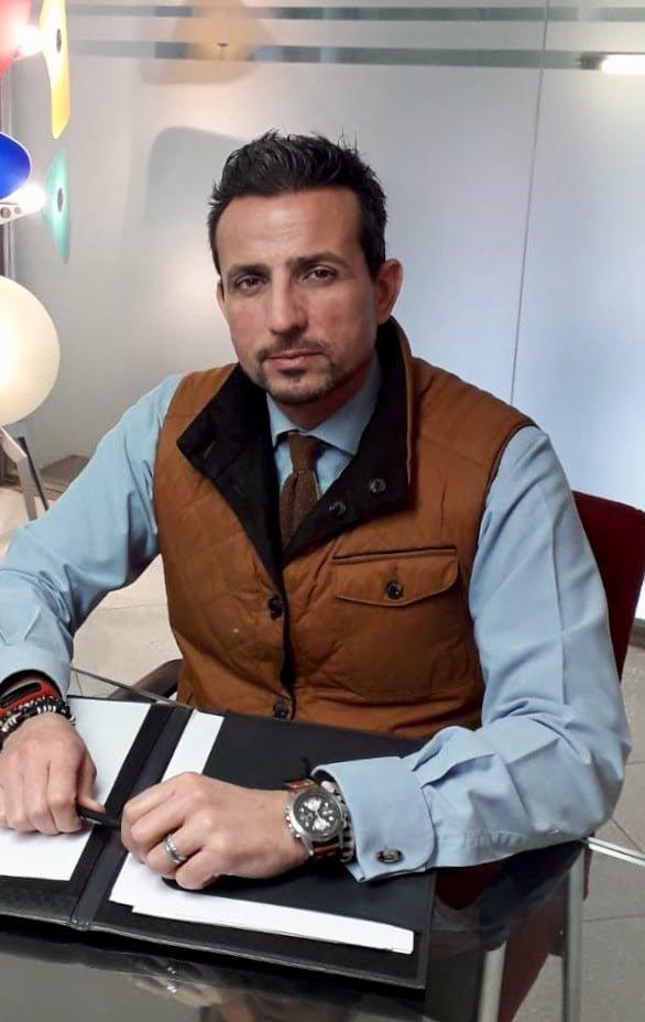 Sr. Robert Giménez Bonet, del Col·legi de Reus