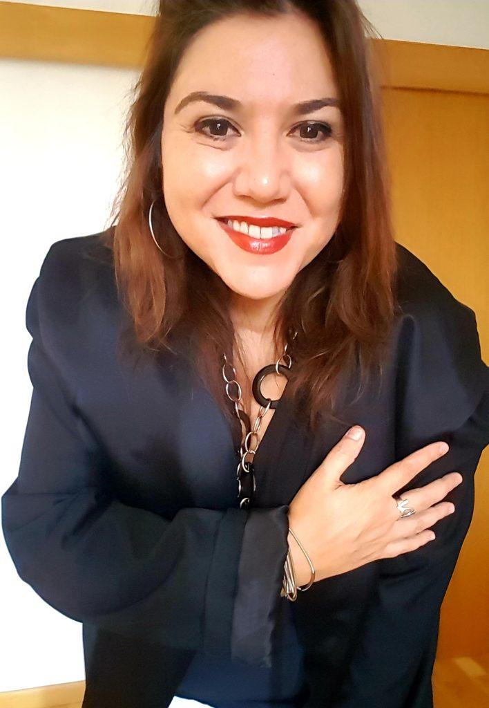 Sra. Susanna Espinosa, del Col·legi de Vic